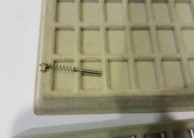 Assemblage de micro pièces