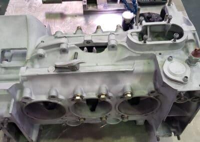 Réparation carter Porche 2,7l RSR