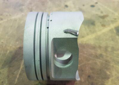 Réparation de piston