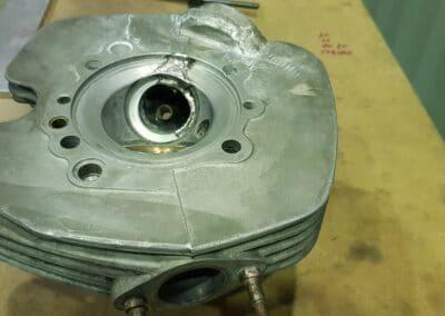 Réparation culasse Ducati 900 SS (1976)