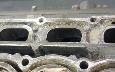 Réparation moteur de bateau